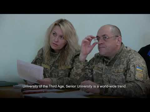 Professional and social adaptation of military personnel, veterans ATO/JFO and their family members