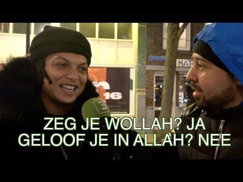 Salaheddine: NIET MOSLIMS DIE WOLLAH ZEGGEN