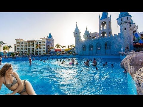 Review Of Hotel Serenity Fun City 5★ Hurghada Egypt