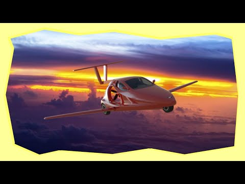 World's FIRST Flying Sports Car Ready By Spring 2018!