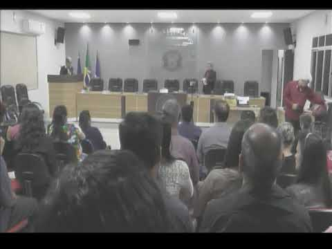 Sessão Solene 02/01/2019 - Posse Nova Mesa Diretora - Biênio 2019-2020
