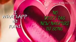 तु Whatsapp की Rani No Voice Tag New Nagpuri Dj Song
