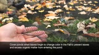 EasyPro Premium Bulk Pond Netting