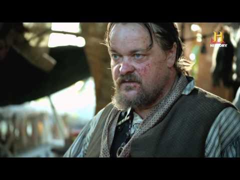 Black Sails Season 1 (Promo 'Introducing Captain Vane')