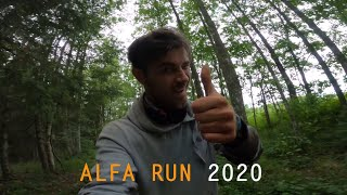 Alfa Run 2020 [10km] [FPV] [GoPro Hero 8]