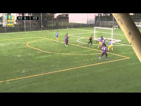 Preview video Castelfranco CF - Firenze = 8 - 0