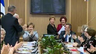 Должность руководителя областного Совета ветеранов заняла Нина Пилявская