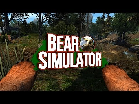 Bear Simulator Hits Its Kickstarter Target In A Week