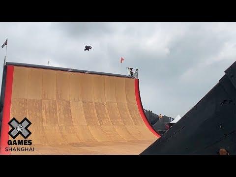 Skateboard Big Air Preview: Elliot Sloan and Mitchie Brusco | X Games Shanghai 2019