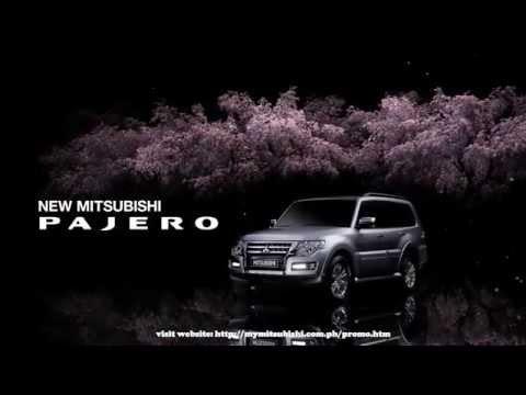2015 Mitsubishi Pajero Philippines