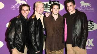 Instramental version of TO ME YOU'RE EVERYTHING as performed by 98 DEGREES