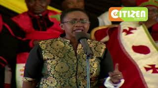 """""""I was not John De Mathew's lover """" Sabina Chege distances herself from allegations"""