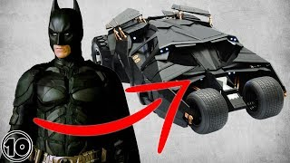 Top 10 Mistakes In Superhero Movies
