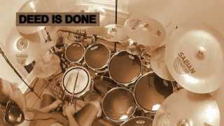 DEED IS DONE - DRUM COVER - DAVE MATTHEWS
