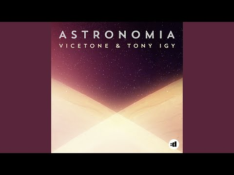 Vicetone Astronomia drums