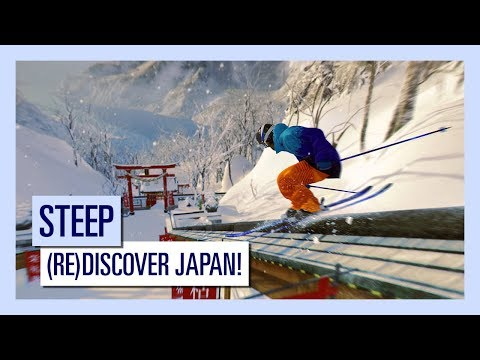 Steep: Jump in to Japan with Road to the Olympics