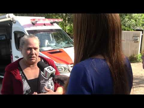 Moradores do Bairro da Senhorinhas falam sobre a Represa do Calazan