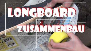 Longboard Zusammenbau Landyachtz Tomahawk 2014 | Tutorial | Longboarding Germany