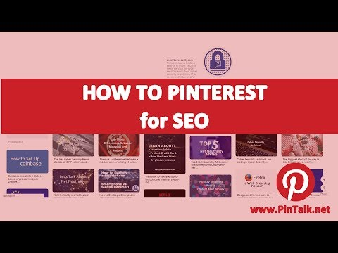 How to Use Pinterest for Search Engine Optimization (SEO)