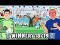 🏆3-4! PENALTY SHOOTOUT!🏆 Kepa & Sarri Clash! Man City Win The Carabao Cup! (Goals Highlights 2019)