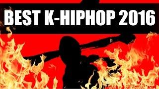 MY TOP 20 K-HIPHOP SONGS OF 2016