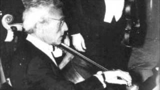 Christian Ferras - Brahms Violin Concerto - I - Cadenza