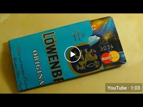 Защитный чехол для бесконтактной карты сбербанка своими руками