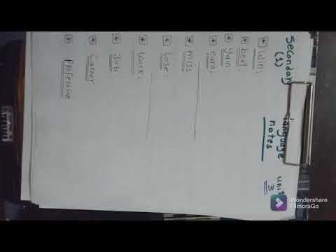 شرح الوحدة الثالثة للصف الاول الثانوي الترم الاول لغة إنجليزية | Sabry | English الصف الاول الثانوى الترم الاول | طالب اون لاين