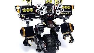 LEGO Ninjago 70632 Робот Коула Обзор Лего новинки