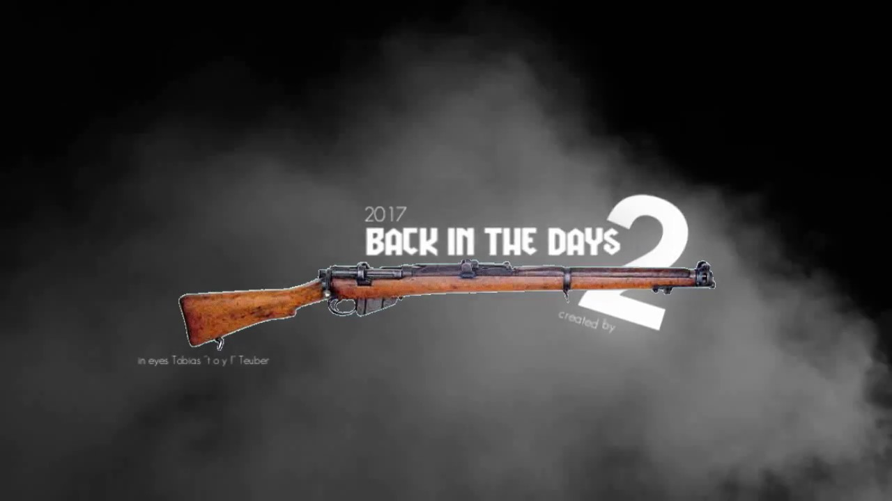 back in the days 2 - Rifle Only - Medal of Honor Spearhead