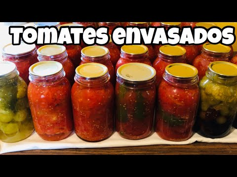 Cómo Conservar Tus Tomates Por Mucho Tiempo