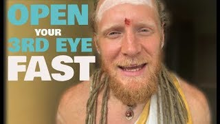 Quickest Way To Open Third Eye (How To Open Your Third Eye)