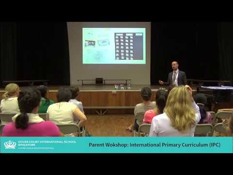 Parent Workshop: International Primary Curriculum (IPC