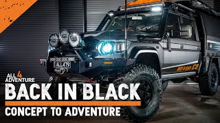 BACK IN BLACK — Concept to Adventure [Exclusive / Full Length]