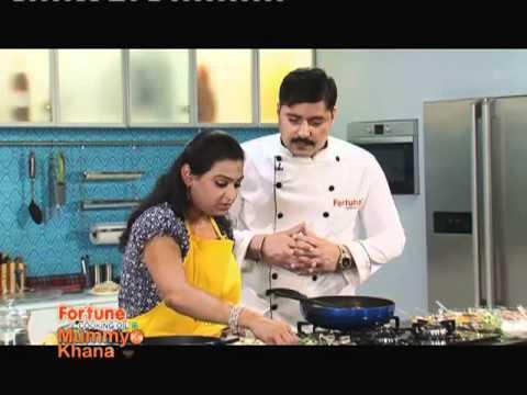 Janki Parekh - Mummy ka khana - Vegetable Lasagna