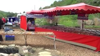 preview picture of video 'Leistungsschau Sankt Julian 2012 im Teichbauzentrum'