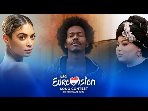 Ideal Eurovision 2020 - Grand Final (My Version)