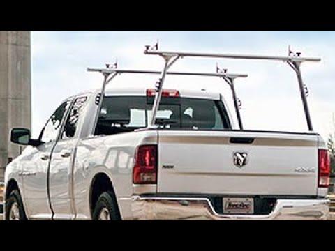 Thule TracRac T-Rac Pro2 Clamp-On Aluminum Pickup Truck Racks