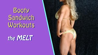 MELT your BOOTY with this workout