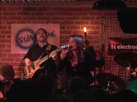 Concert brésilien au Sunside (Paris)