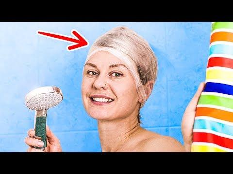 27 טיפים מקוריים לשדרוג חדר האמבטיה