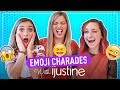 Download Youtube: Hilarious EMOJI CHARADES with iJustine! Can You Beat Us???