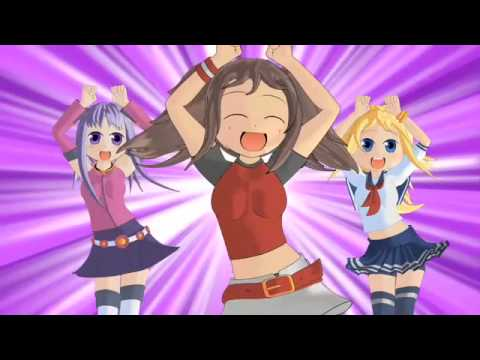 Música Caramell Dancen (inglês)