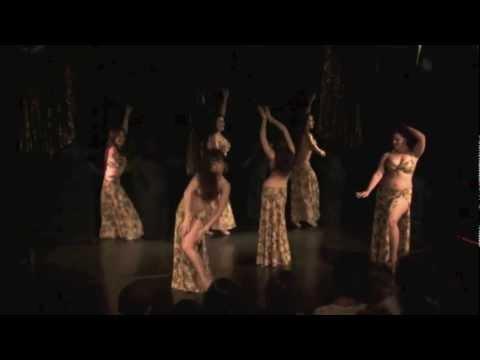 Belly Dance Choreographers Promo Video