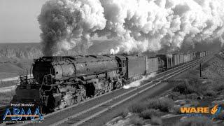The Union Pacific Big Boy Rides Again!