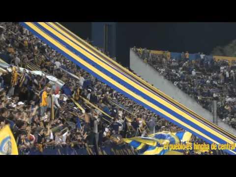 """""""""""Salida"""" + """"Yo paro en una banda"""" vs Atl. Tucuman - Rosario Cent"""" Barra: Los Guerreros • Club: Rosario Central"""