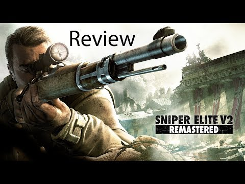 Sniper Elite V2 Remastered Xbox One X Gameplay Review