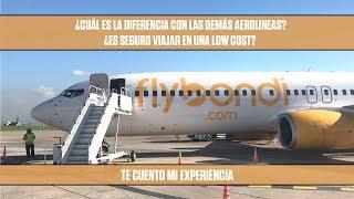 Flybondi - ¿Es Seguro Viajar? - Vuelos Baratos, Diferencias, Consejos, Etc - Aeropuerto El Palomar