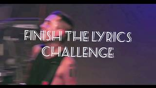 Twenty One Pilots : Finish The Lyrics Challenge