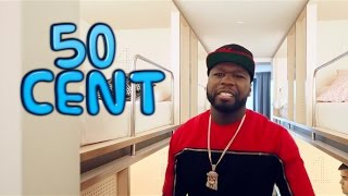 How Rich is 50 Cent @50cent ??